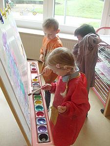 beobachtungen kindergarten beispiele